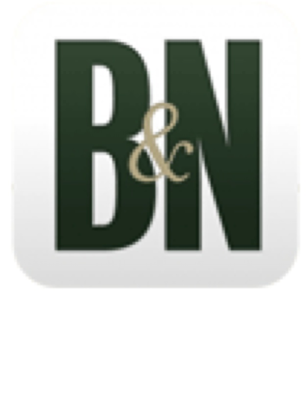 barnes noble logo square