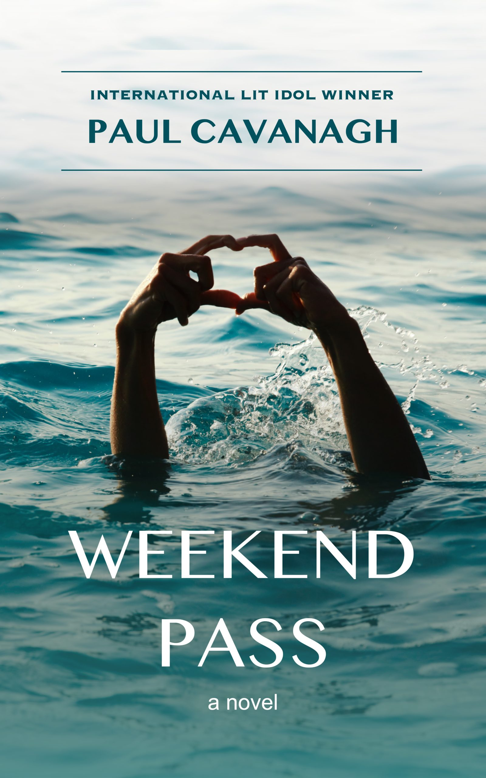 book cover Weekend Pass